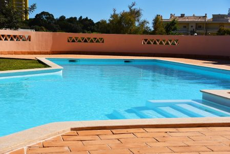 Alvor apartment with pool in the Algarve, Portugal