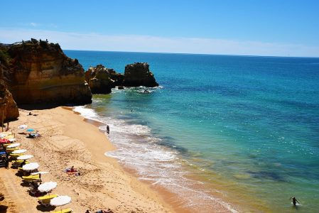 alvor, the algarve beach