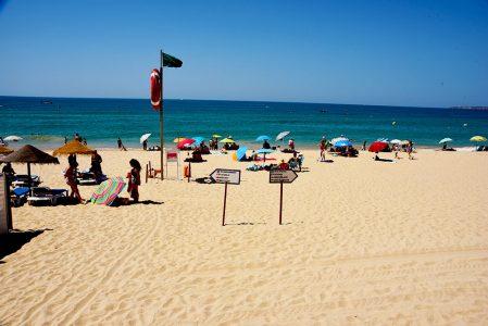 Alvor Portugal beach